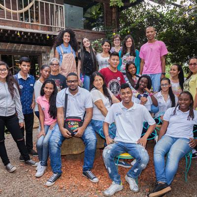 Reporteros Fundación Colombina 2017
