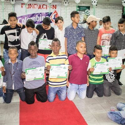 Héroes Club Jaime H Caicedo 2017