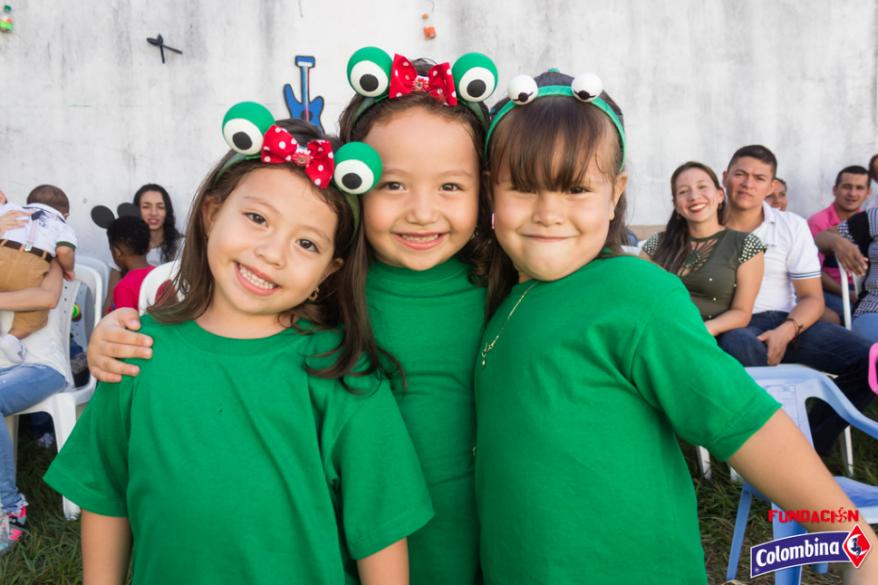 Mes del Niño Fundación Colombina 2018