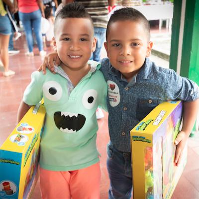 Día de la Familia Hogar Infantil La Paila