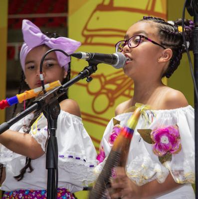 Festival Petronio Álvarez 2018