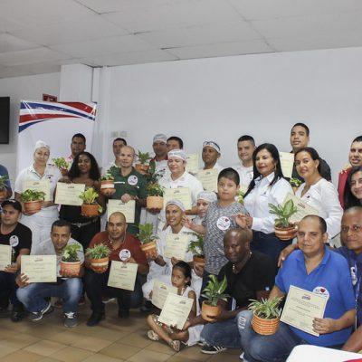 Auxilios de Vivienda Colombina del Cauca 2019