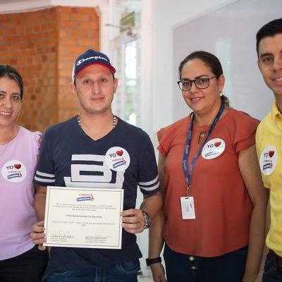 Auxilios de Vivienda Colombina La Paila