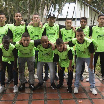 Clausura Club Jaime H Caicedo